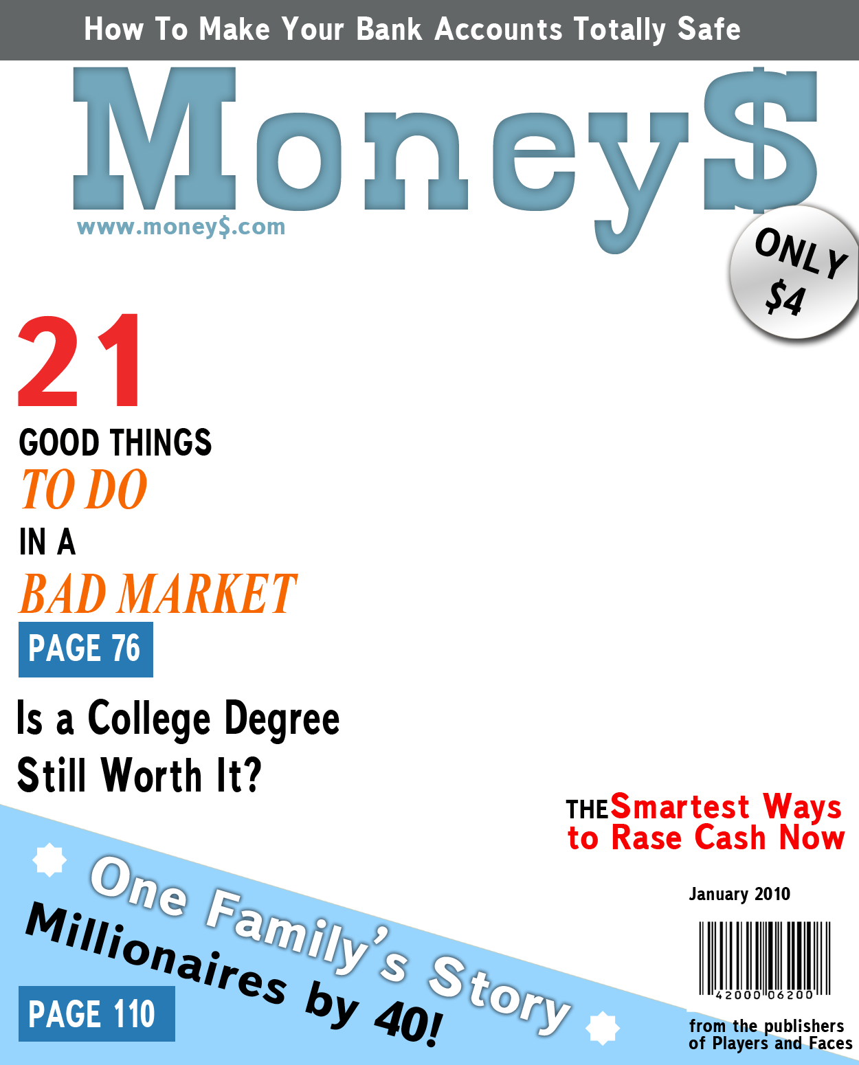 Fake magazine covers template magazine cover create your own fake inmagazines com fake magazine cover generator pronofoot35fo Choice Image