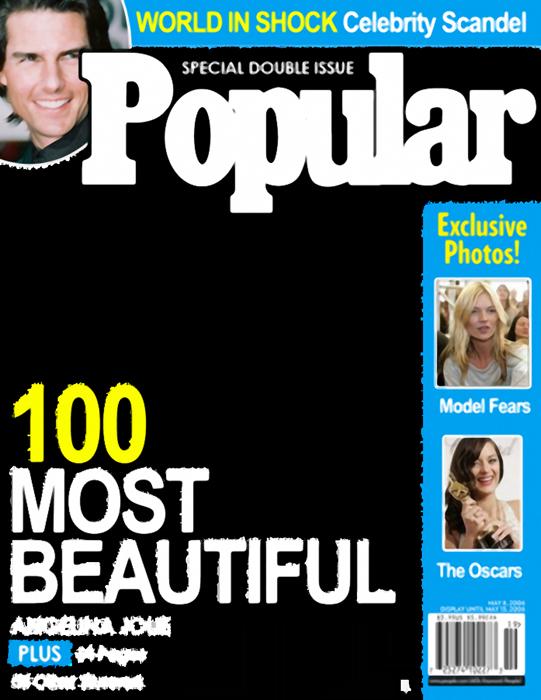 Inmagazines fake magazine cover generator pronofoot35fo Choice Image